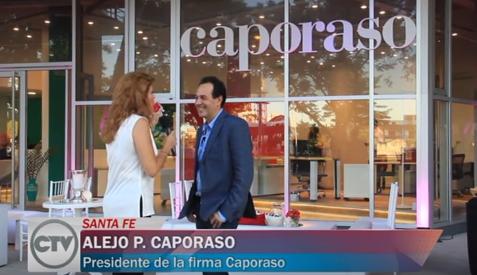 Entrevista con Alejo Caporaso