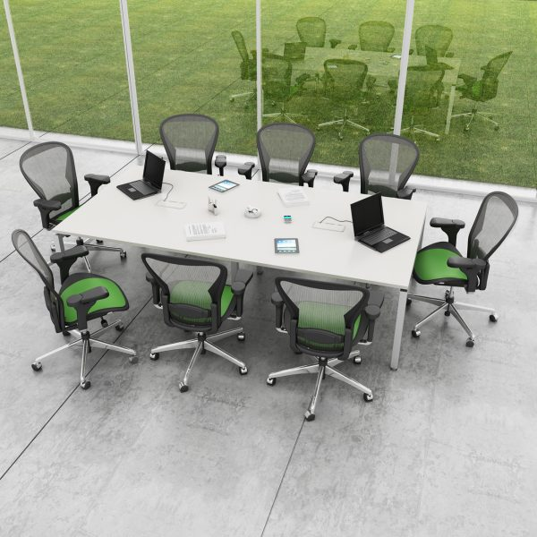 Caporaso mesas de reunión