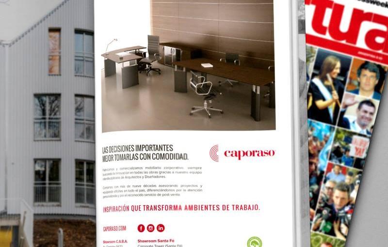 Publicación en Revista Apertura