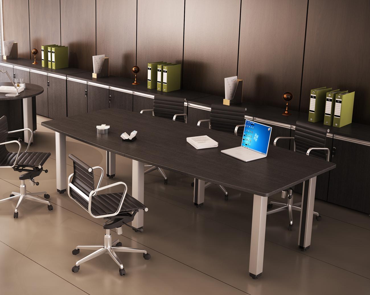 Caporaso mesas de reunion
