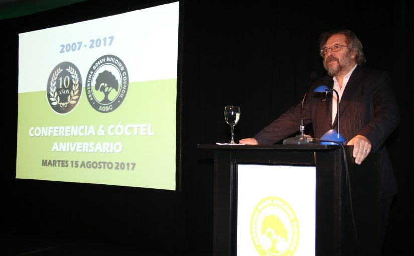 10º Aniversario Argentina Green Building Council