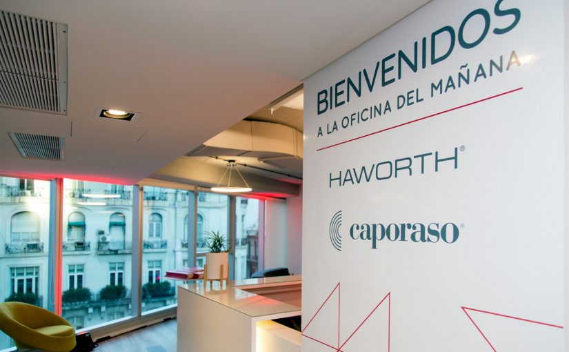 ¡Inauguramos nuestro Showroom Haworth!
